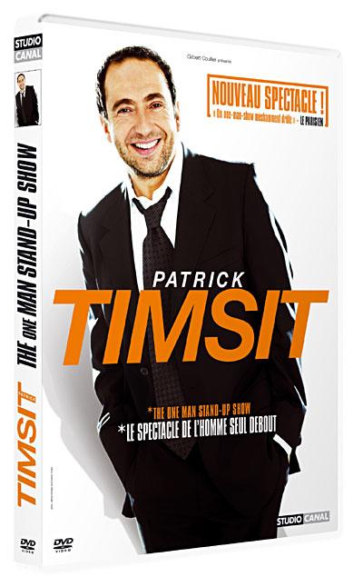 Patrick Timsit : le spectacle de l homme seul debout